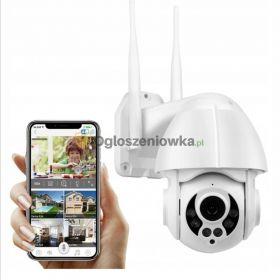 Kamera obrotowa zewnętrzna wifi 2mpx